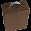 Bag in Box hanapakkaus kahvalla